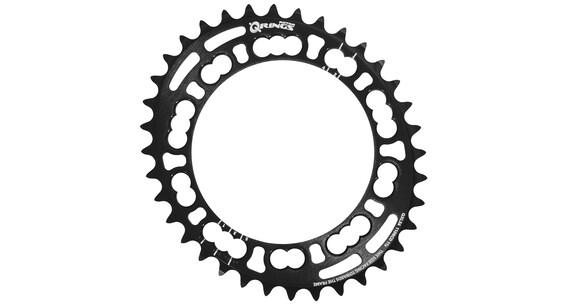 Rotor QXL-Ring Kettenblatt innen 110 mm schwarz